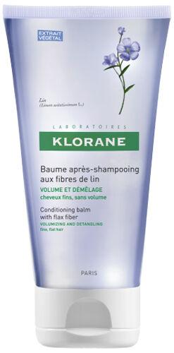 Klorane Conditioning Balm with Flax Fiber 150ml