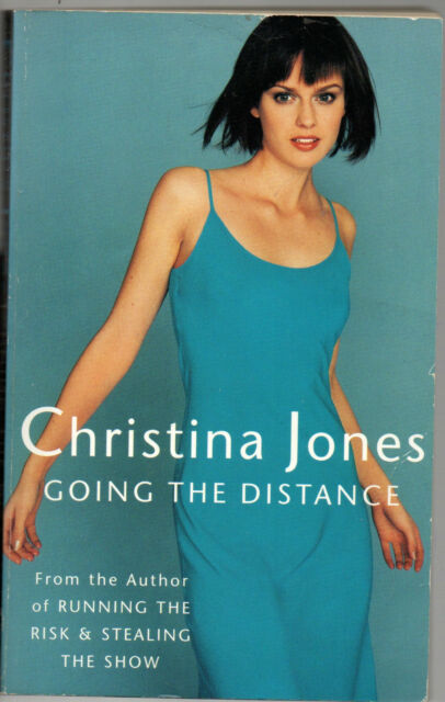 Going the Distance by Christina Jones (Paperback, 1997)