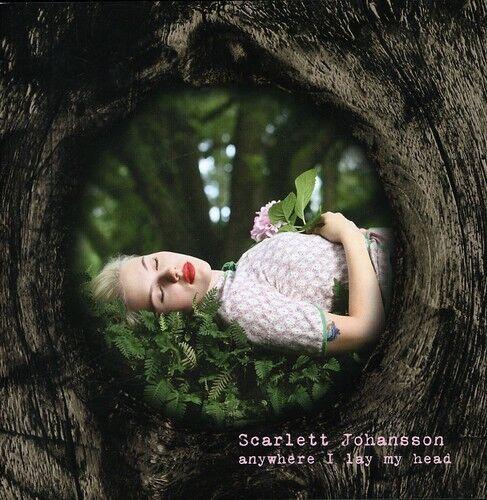 Scarlett Johansson - Anywhere I Lay My Head [New CD]