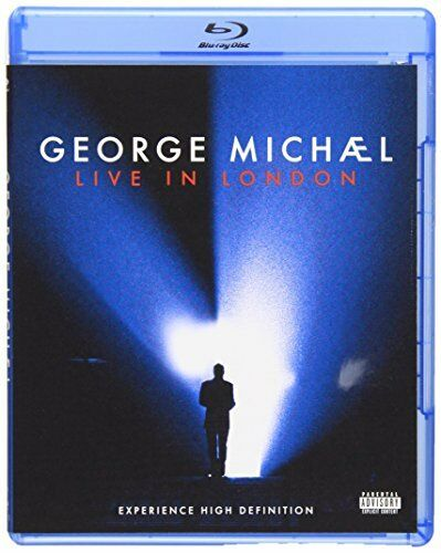 George Michael  Live In London [Bluray] [2008] [2009] [Region Free] [DVD]