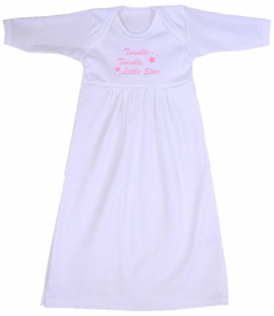 BabyPrem Baby Clothes Day Gown Nightie Nightgown Nightdress ...