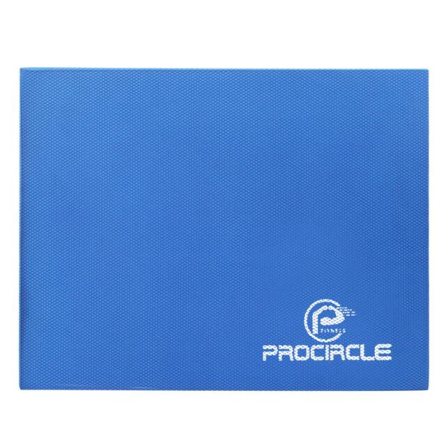 PROCIRCLE Balance Pad Yoga Disc Stability Training  Elite Therapy 48 x 38CM