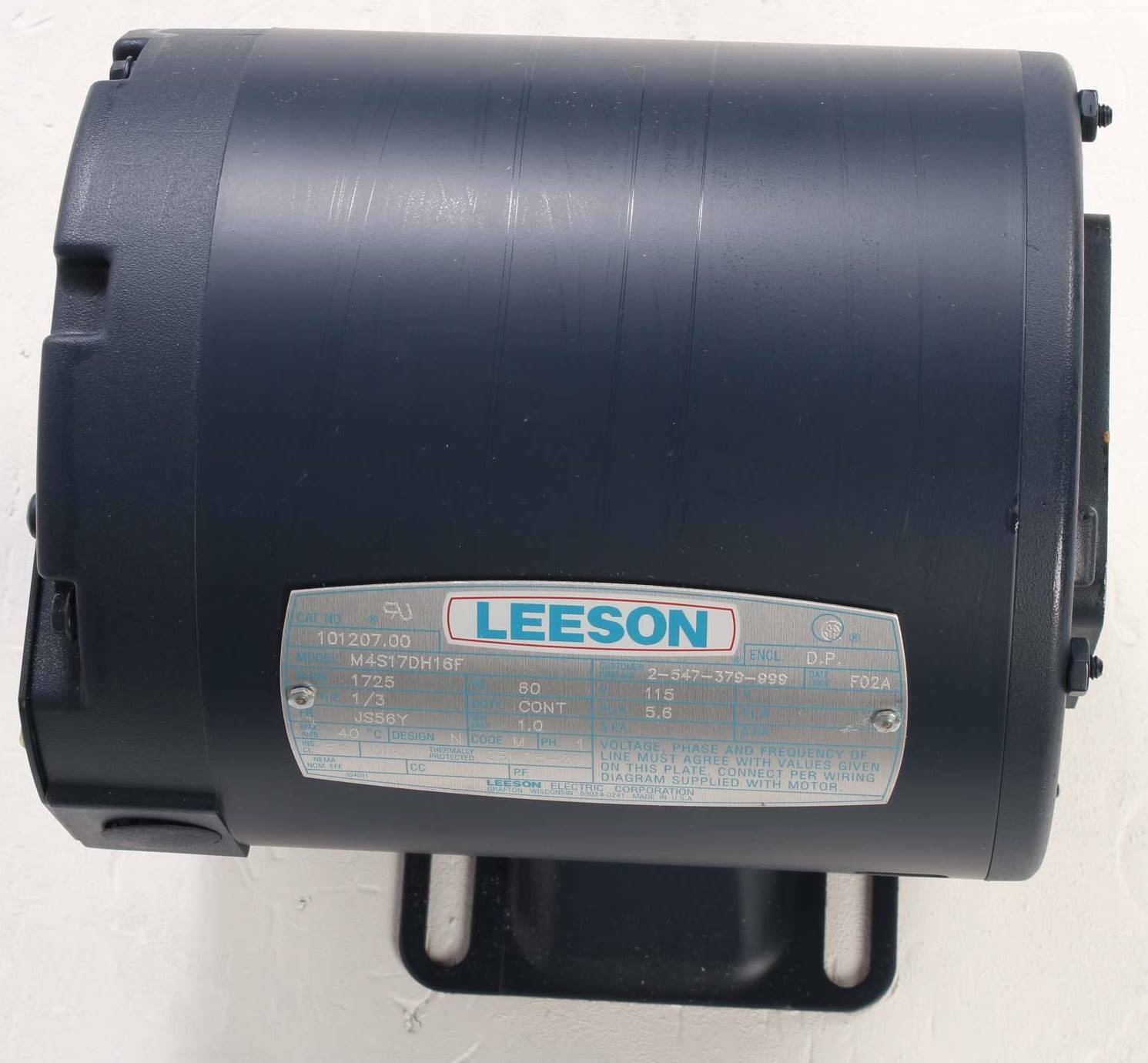 M4s17dh16f leeson 13hp electric motor 1725rpm cat 10120700 picture 1 of 8 cheapraybanclubmaster Choice Image