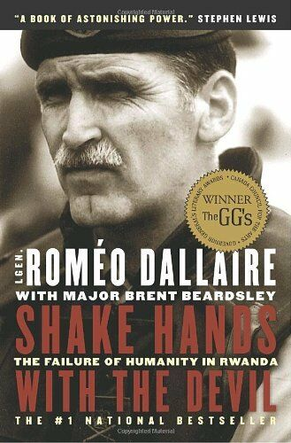 failure in rwanda Shake hands with the devil: the failure of humanity in rwanda [roméo dallaire, samantha power] on amazoncom free shipping on qualifying offers for the first time in the united states comes the tragic and profoundly important story of the legendary canadian general who watched as the devil took control of paradise on earth and fed on the.