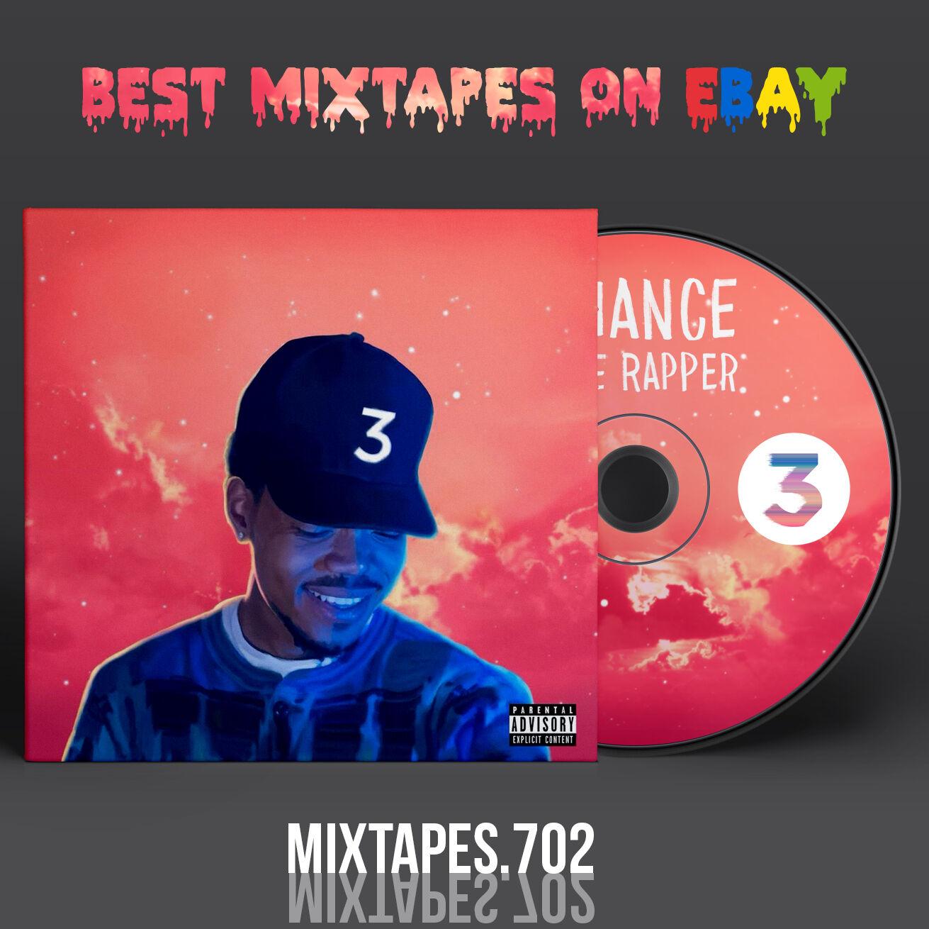 Color Book Chance The Rapper Tracklist Murderthestout