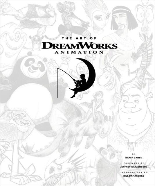 Art of DreamWorks Animation (Hardcover), Zahed, Ramin, DreamWorks, 9781419711664