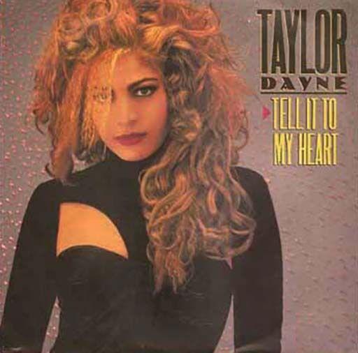 "TAYLOR DAYNE - Prove Your Love 7"" 45"