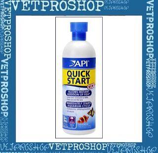 API Quick Start 473ml