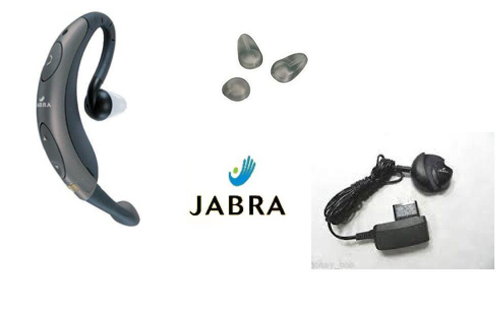 jabra bt250 silver black ear hook headsets ebay rh ebay com Jabra Headset Manual Jabra Cruiser Manual