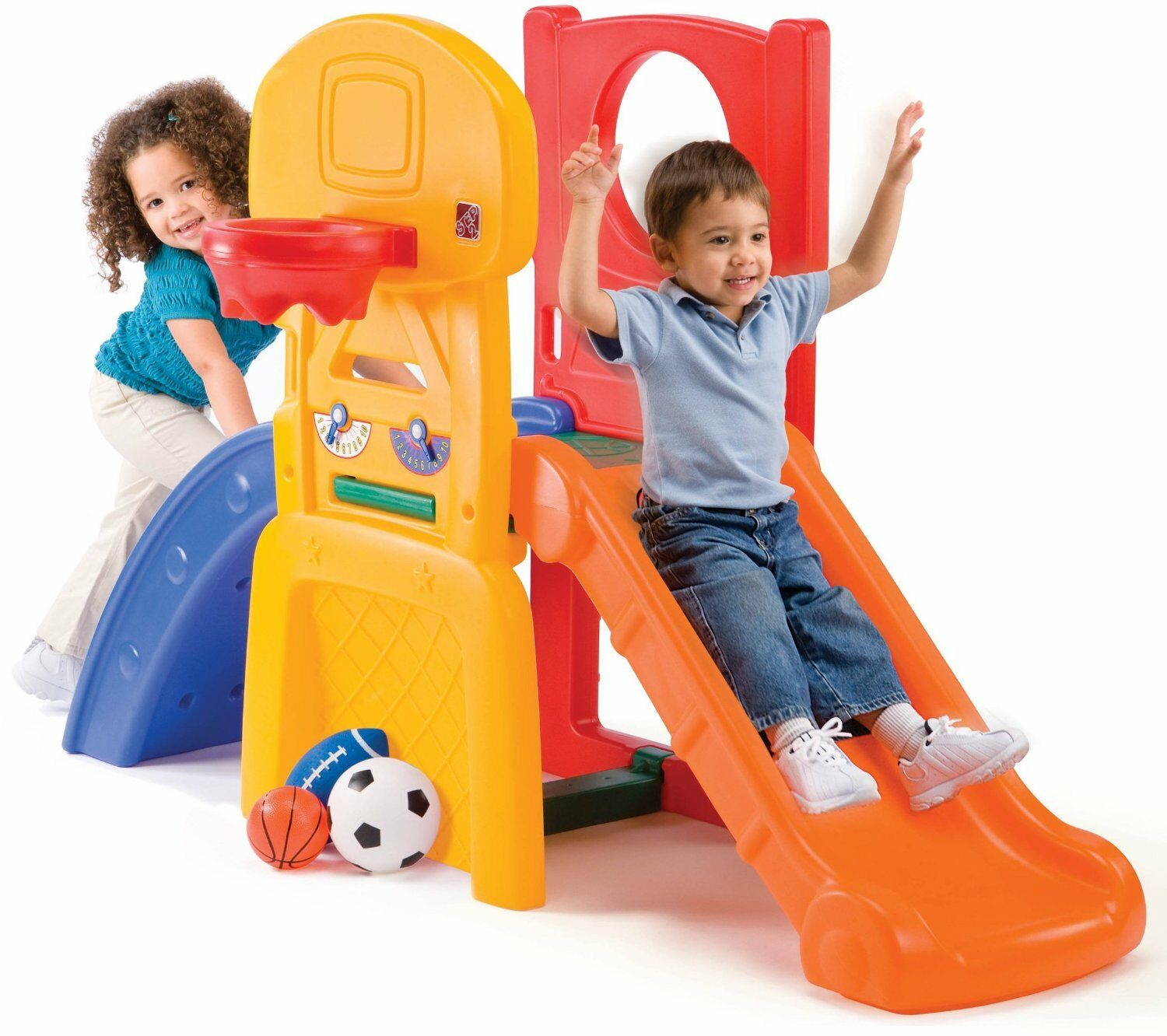 Little Tykes Climber Outdoor Indoor Slide Play Kids Toddler Set