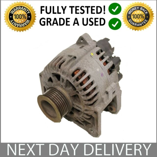 GENUINE OE RENAULT ALTERNATOR 110A FOR 1.4 & 1.6  MEGANE 2 LAGUNA 2 SCENIC 2