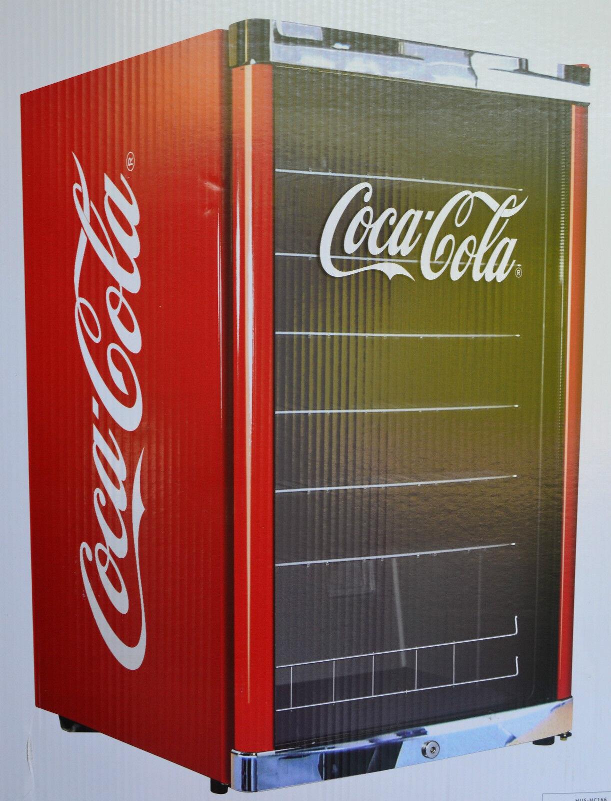 Husky Coca Cola 130 L Highcube Kühlschrank EEK A | eBay