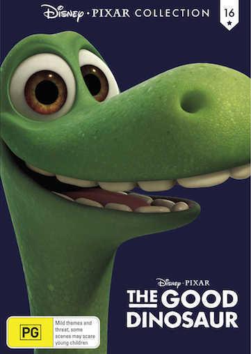 The GOOD DINOSAUR - Disney Pixar Collection : NEW DVD