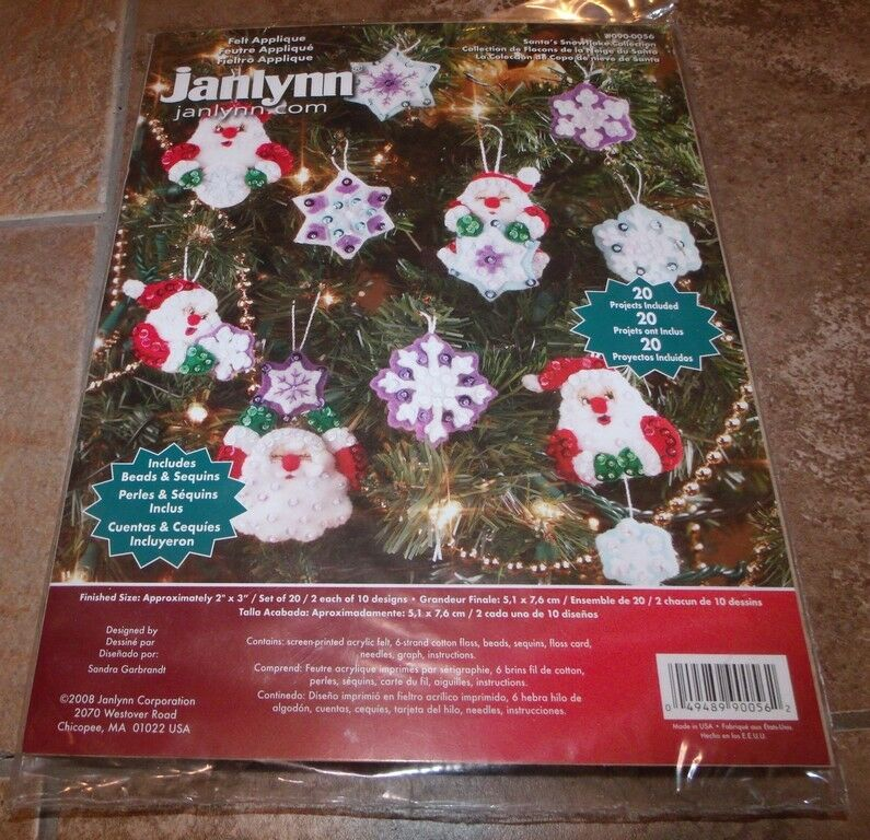 picture 1 of 3 - Christmas Tree Decorating Ensemble Kits