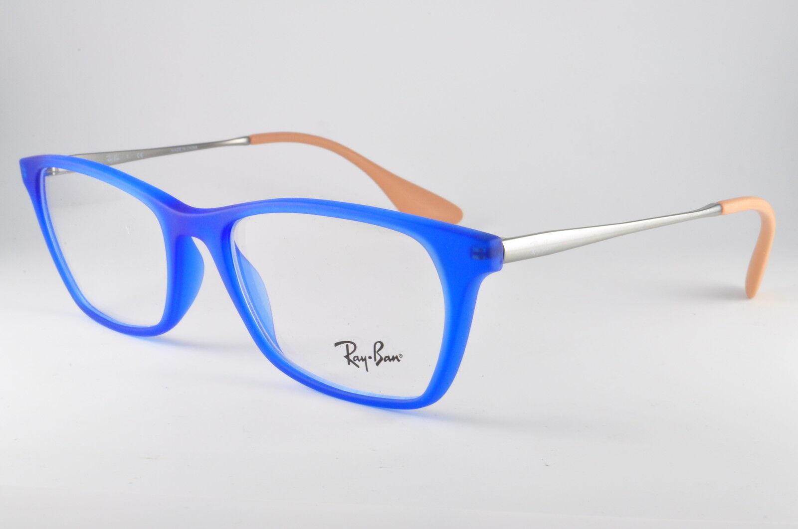 Authentic Ray Ban Eyeglasses Frames Rx7053 5524   eBay