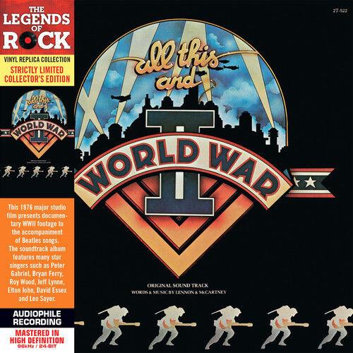 Various - All This & World War II (Original Soundtrack) [New CD] Rmst