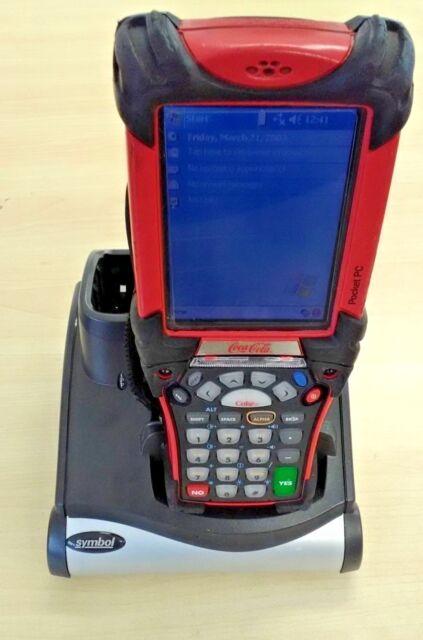 Symbol Motorola Mc9060 Sk0hbaea715 Pocket Pc Wireless Barcode