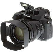 PANASONIC LUMIX FZ-2500 SUPER HIGH ZOOM CAMERA WI...