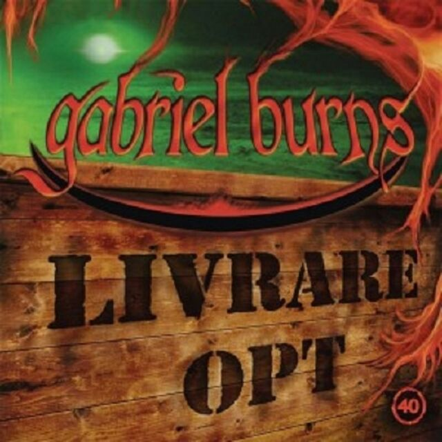 GABRIEL BURNS - 40/LIVRARE OPT-THE FIRST SCORE  CD NEU