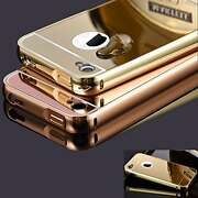 Apple iPhone 5S Bumper + Back With Mirror Finish ...