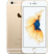 Apple iPhone 6s 128GB Gold Imported