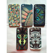 Y5 Stylish Printed  Silicone back cover for HTC D...
