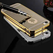 Apple iPhone 5 / 5S Bumper + Back With Mirror Fin...