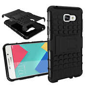 Samsung galaxy A5 2016 new Black dotted rubber si...