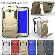 Defender Samsung Galaxy On 8 Back Case + Stand + ...