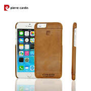 Pierre Cardin Genuine Leather Back Cover Case For...