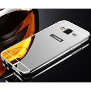 For Samsung Galaxy Grand 2 Aluminum Metal Frame+M...