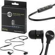 HTC earphone black e 240