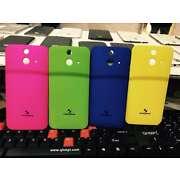 HTC ONE E8 HARD MATTE SHADE CHEK MATE DEGINER CAS...