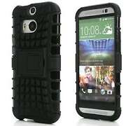 Kickstand Hybrid Dual Layer Back Case Cover FOR H...