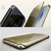 New Clear View Smart Flip Cover Case for Samsung ...