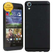 Dotted Designed Rubberised Back Case Cover For HT...