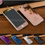 Apple iPhone 4/4s - Coloured Tempered Glass - Mir...