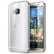 High Quality Transparent Back Case Cover For HTC ...
