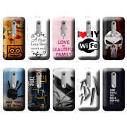 Premium Printed Soft Back Case Cover For Motorola...