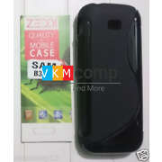 New Samsung Guru Music 2 SM-B310E Soft S Wave Sil...