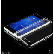 Ultra thin Soft silicon Back Case Cover For Sony ...