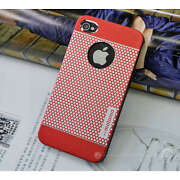 FOR IPHONE 4G & 4S DOTTED MOTOMO BACK COVER CASE ...