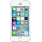 Apple iPhone 5s 16GB Silver Imported