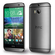 HTC One M8 32GB Gunmetal Grey Imported