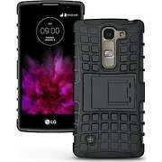 Rugged Hybrid Armor Kickstand Case / Cover for LG...