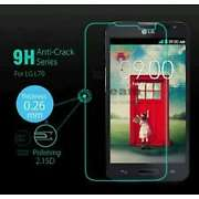 TEMPERED GLASS FOR LG L70