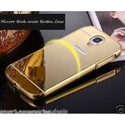 For Samsung Galaxy S4 S 4 Luxury Aluminum Metal B...