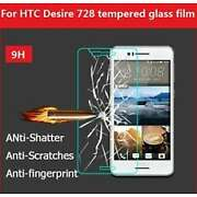 TEMPERED GLASS FOR HTC DESIRE 728(CRYSTAL CLEAR)