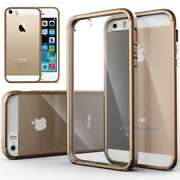 Premium Transparent Bumper SOFT Back Case Cover f...