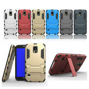 Hybrid Armor Dual Shield ShockProof Defender Back...
